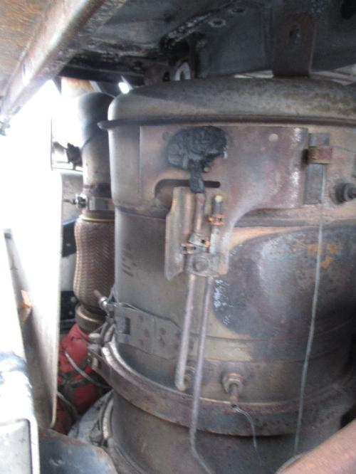 MACK  DPF (Diesel Particulate Filter)