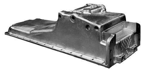 CUMMINS NT855 Oil Pan