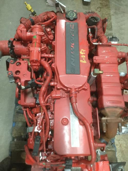 CUMMINS ISB6.7 Engine Assembly