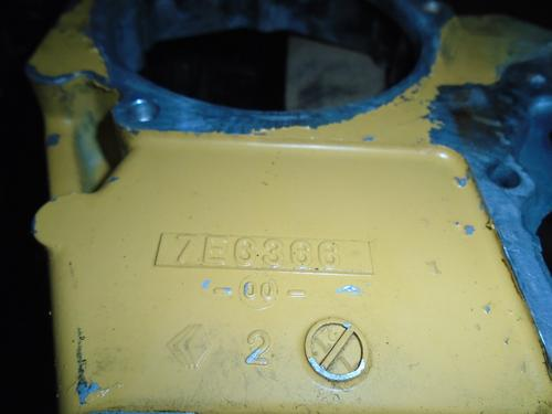 CAT 3116 Front Cover