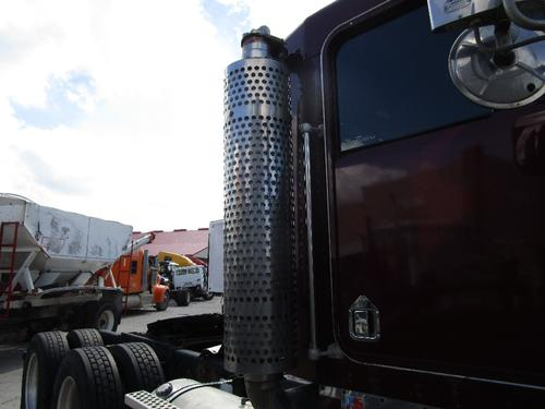 KENWORTH W900 Muffler Shield