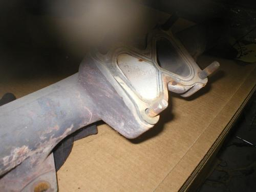CAT C-15 ACERT Exhaust Manifold