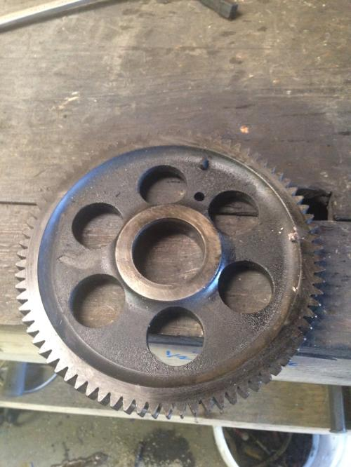 DETROIT 14L Timing Gears
