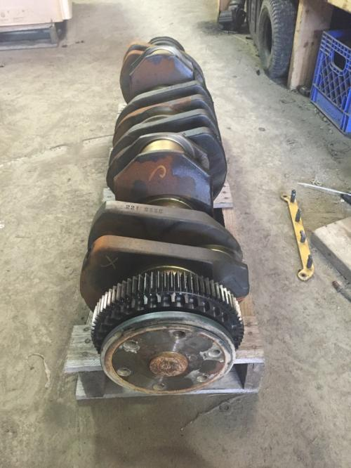 CAT C-15 ACERT Crankshaft