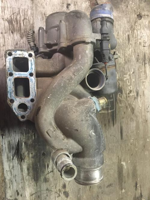 PACCAR MX-13 Water Pump