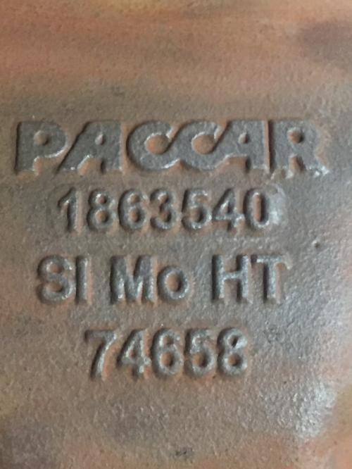 PACCAR MX-13 Exhaust Manifold