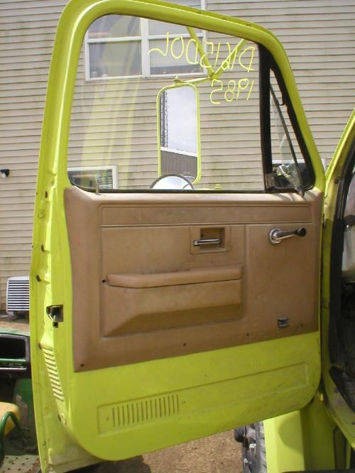 CHEVROLET C70 Door Assembly, Front
