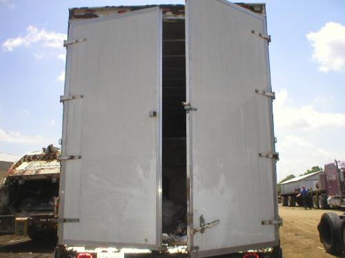 Van or Reefer Body 26FT Body / Bed