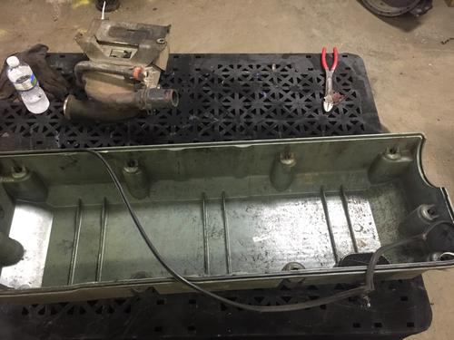DETROIT 60 SERIES Valve Cover