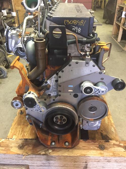 CUMMINS ISM EGR Engine Assembly