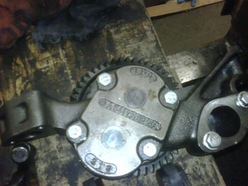 MERCEDES OM 460LA Oil Pump