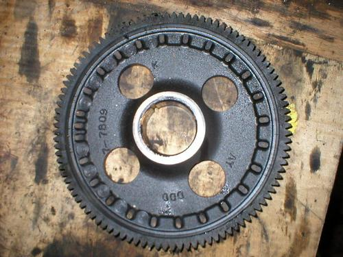 CAT 3126 Timing Gears