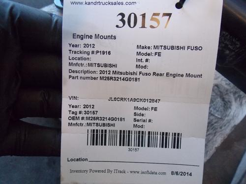 MITSUBISHI FUSO FE Engine Mounts