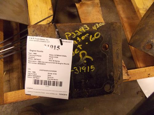INTERNATIONAL 9100 Engine Mounts