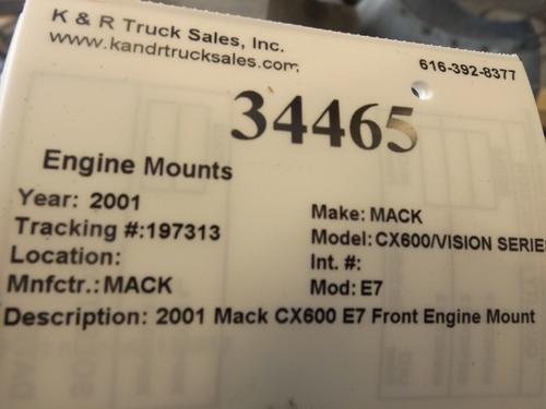 MACK CX600/VISION SERIES Engine Mounts