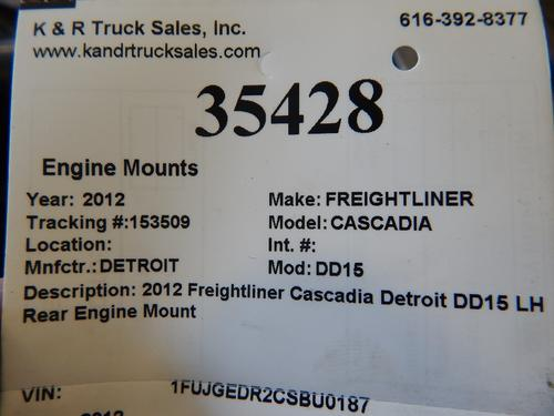 FREIGHTLINER CASCADIA Engine Mounts