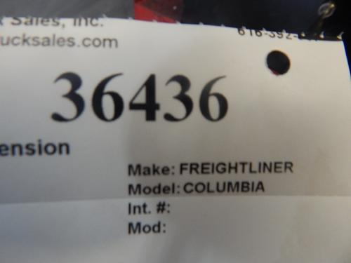 FREIGHTLINER COLUMBIA Fender Extension