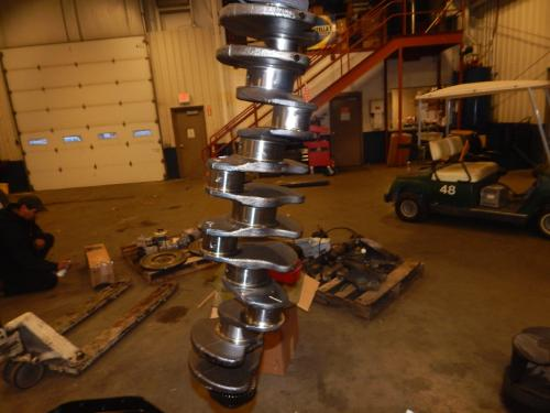 CAT C7 Crankshaft
