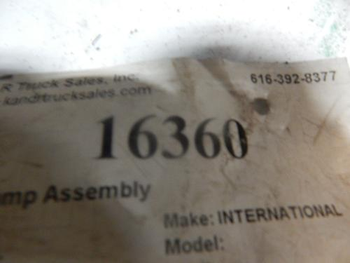 INTERNATIONAL 8300 Headlamp Assembly