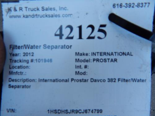 INTERNATIONAL PROSTAR Filter / Water Separator