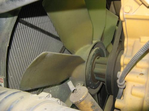 CAT C-15 Fan Clutch