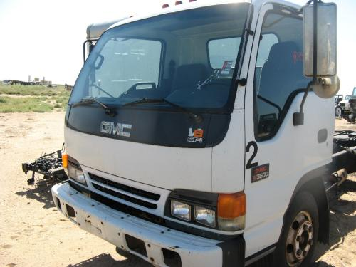 GMC - MEDIUM W3500 Cab