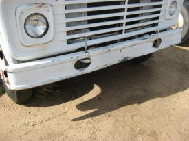 FORD F600 Bumper Assembly, Front