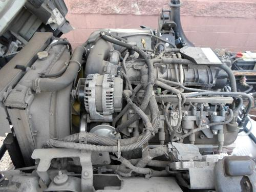 ISUZU 6.0L GAS Engine Assembly