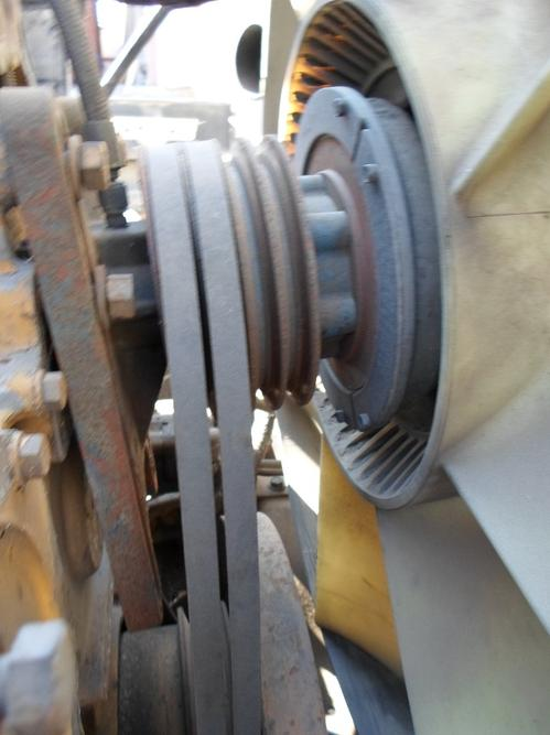 CAT 3406 Fan Clutch