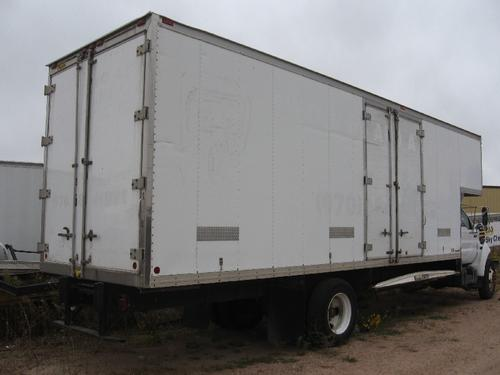 Van Box 26 Body / Bed