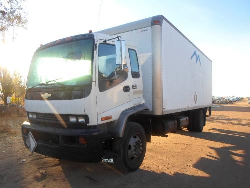 GMC - MEDIUM T6500 Cab