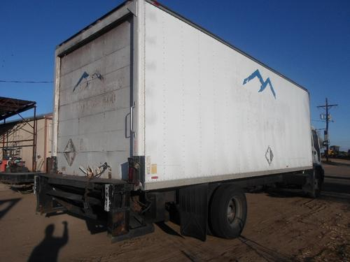 Van Box 24 Body / Bed