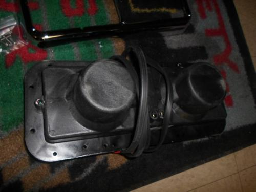 KENWORTH W900 Headlamp Assembly