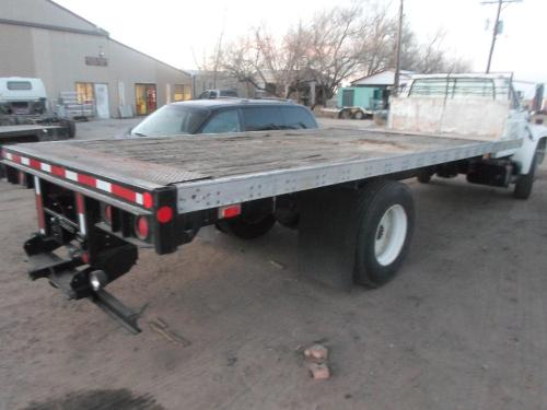 Flat Bed 21 Body / Bed