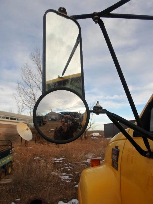 GMC - MEDIUM C7500 Mirror (Side View)