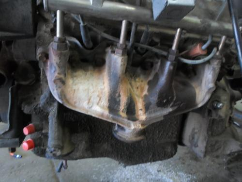 FORD 370 Exhaust Manifold