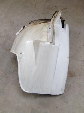 FREIGHTLINER FL50 Fender Extension