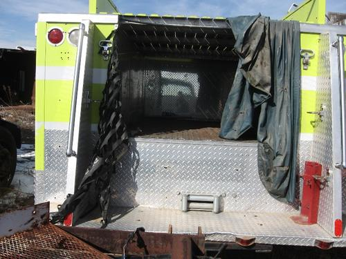 Utility Box 13 Body / Bed