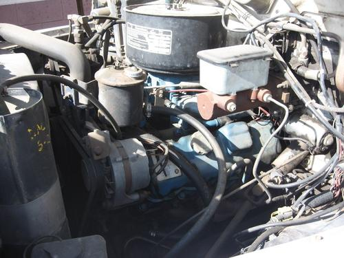 FORD F800 Air Cleaner