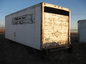 Van Box 22 Body / Bed