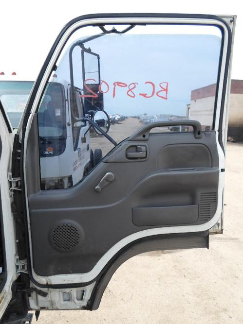 ISUZU NPR Door Glass, Front