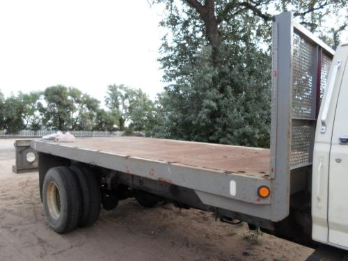 Flat Bed 15 Body / Bed