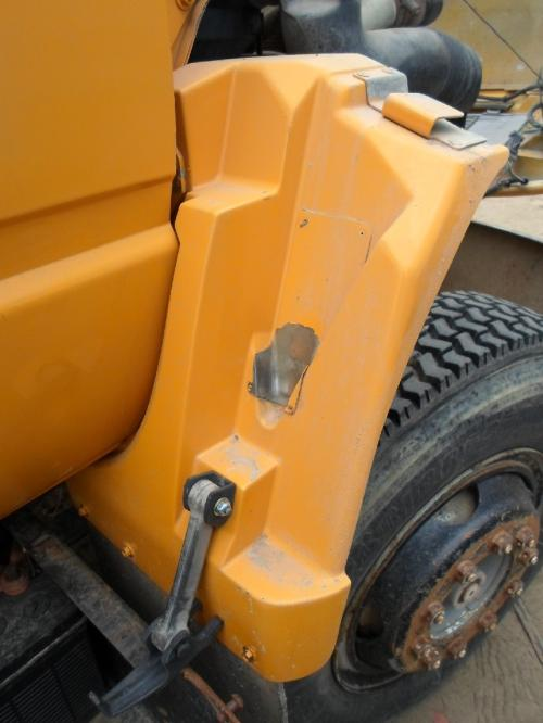 GMC - MEDIUM TOPKICK Fender Extension