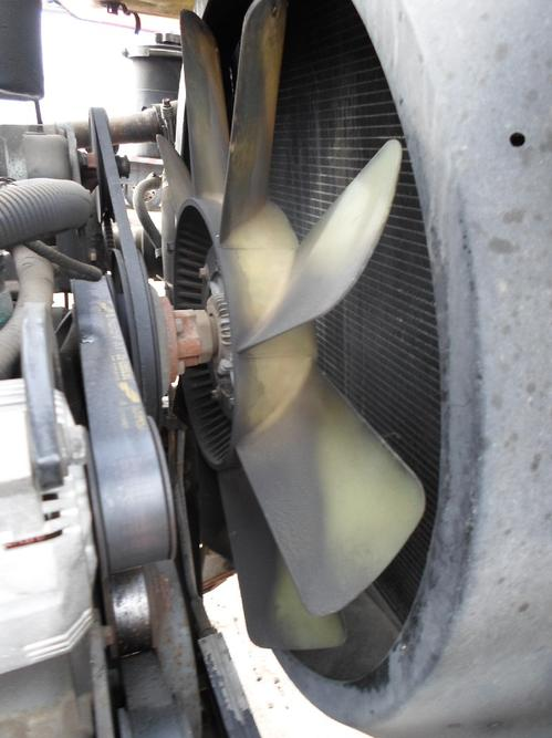 DETROIT 60 SERIES 12.7 Fan Blade