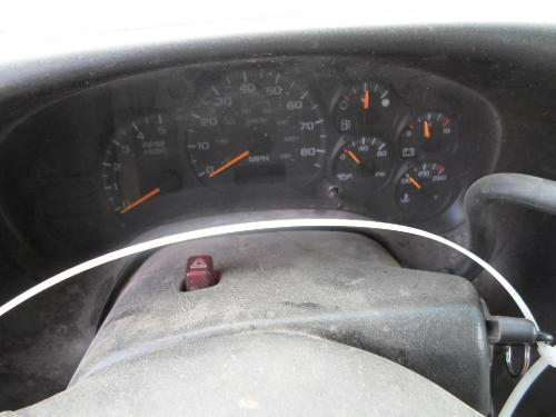 GMC - MEDIUM C5500 Instrument Cluster