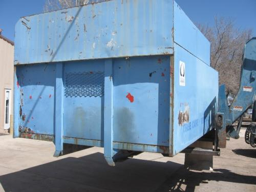 Utility Box 12 Body / Bed