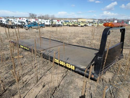 Wrecker Bed STEEL Body / Bed