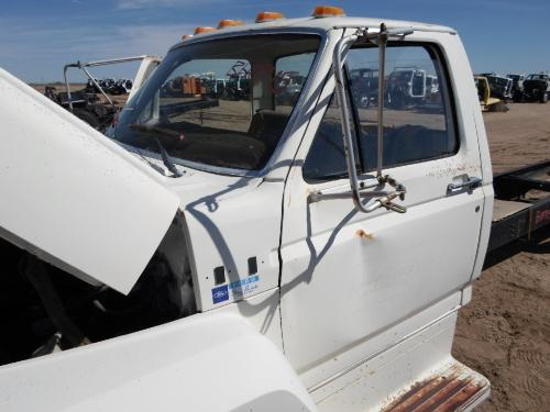 FORD F600 Door Glass, Front