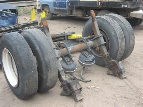 AXLES TAG Equipment (Mounted)