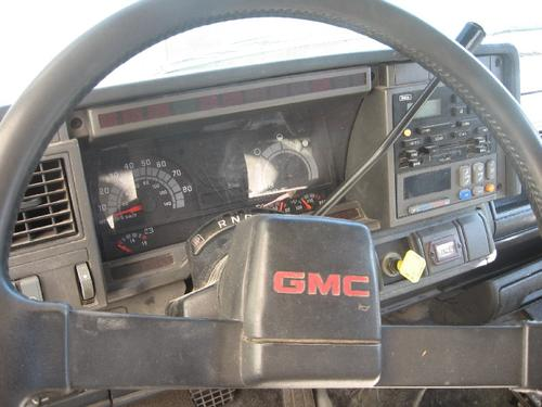 GMC - MEDIUM C6500 Instrument Cluster